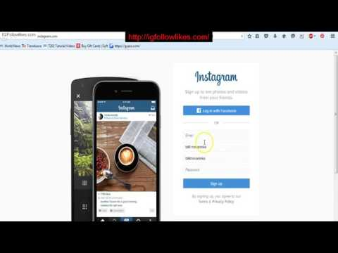 (2017) How to get instagram followers fast and free without following back [updates]