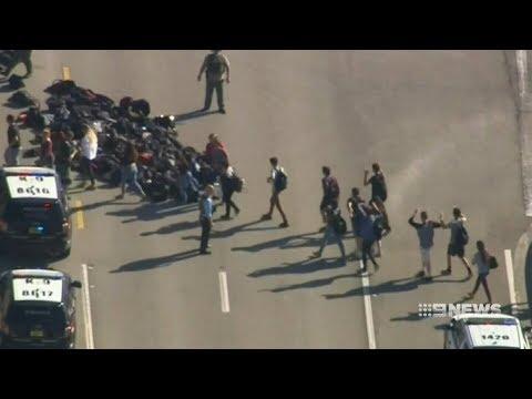 Florida Shooting   9 News Perth