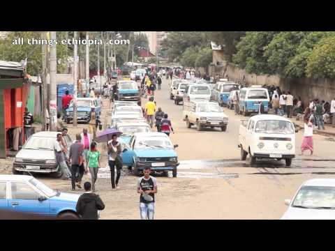 Addis Ababa Ethiopia - A look round town