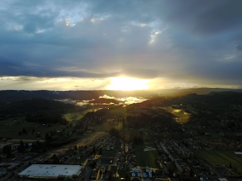 SCAPPOOSE DRONE SHOTS