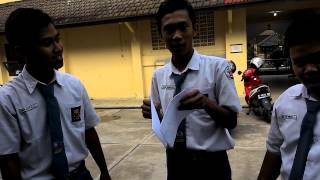 XI MIPA 2 - Hukum Bernoulli - Fourtha,Fariz,Suffi
