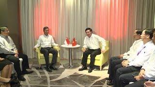Singapore sẽ hỗ trợ Việt Nam xây dựng lộ trình chuyển đổi các ngành công nghiệp