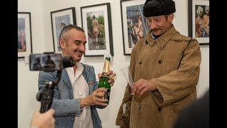 Открытие выставки Art Nude На Грани