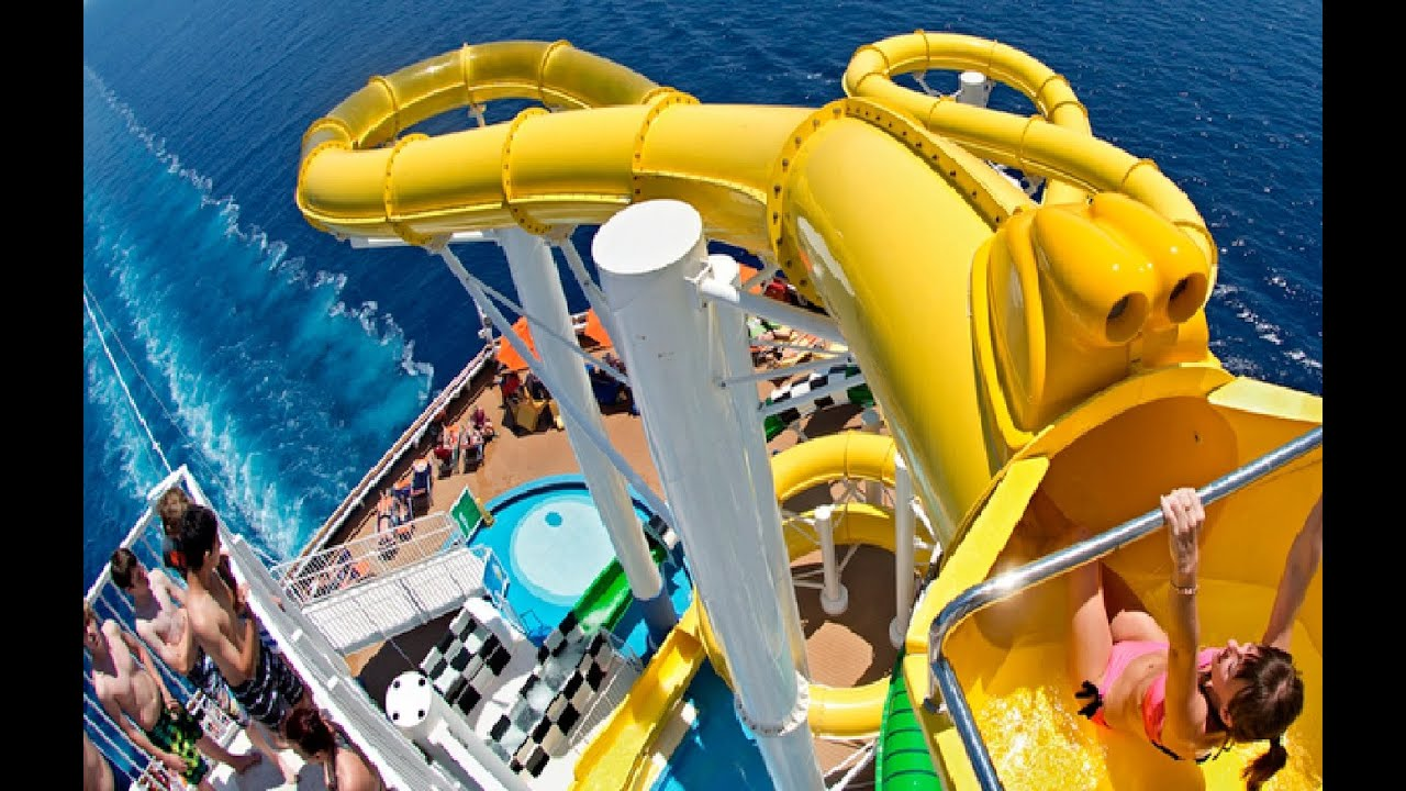 Top Best Most Scariest Theme Parks Waterslides In The World - 10 best water parks in the world