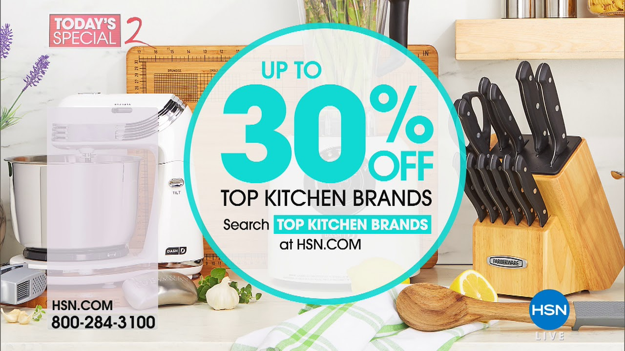 HSN | Kitchen Gadgets featuring Braun 04.07.2018 - 11 AM - YouTube