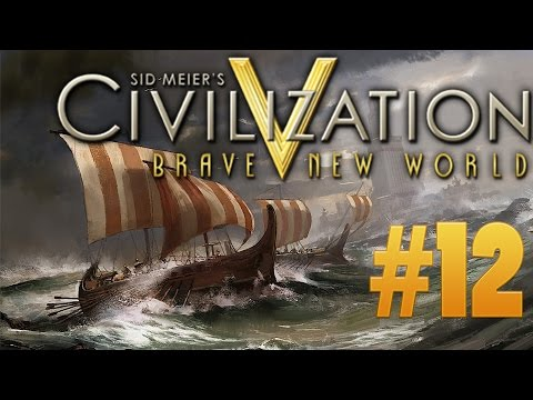 Let's Play Civilization V Brave New World #12 [Shoshoni]