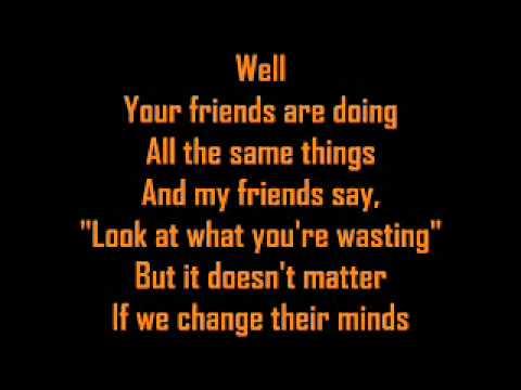 Victoria Justice ft. Avan Jogia-Finally Falling lyrics