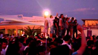 Download Tiesto @ Cacao Beach 2011 ( Example - Watch The Sun Come Up (Moam Remix)) MP3 song and Music Video