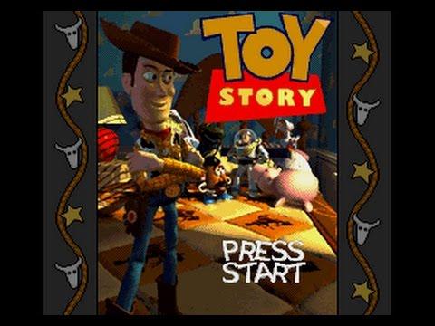 Mega Drive Longplay [421] Toy Story