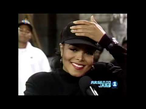 Watch: Janet Jackson Interview At Rhythm Nation Rehearsals [VIDEO]
