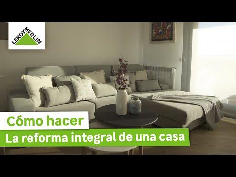 Reforma integral de una casa de 140 m² - LEROY MERLIN
