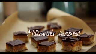 How to make Millionaire's shortbread