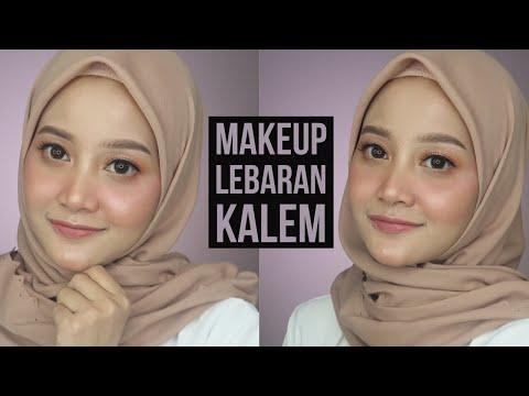 Makeup Lebaran Soft dan Kalem | Produk Lokal dan Drugstore | Linda Kayhz thumbnail