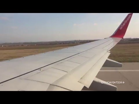 Airberlin Boeing B737 700 Full Flight Stuttgart Hamburg 1080p60