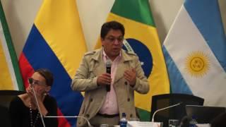 Intervención Patricio Benalcázar Alarcón UNASUR