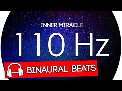 110 Hz Tone 1 Hour Binaural Beats Frequency LFO 7.83 hz Schumann Resonance 🎧