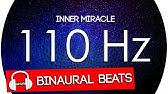 1hr Full Length Binaral Beat @ 110hz Full Length - YouTube