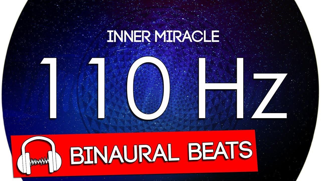 110 Hz Tone 1 Hour Binaural Beats Frequency Lfo 7 83 Hz Schumann Resonance Youtube