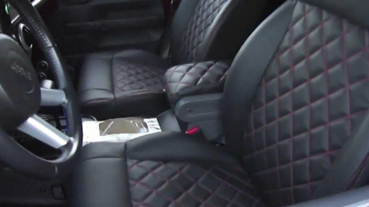 Jeep Seat Covers >> Jeep gets new seats - Katzkin - YouTube