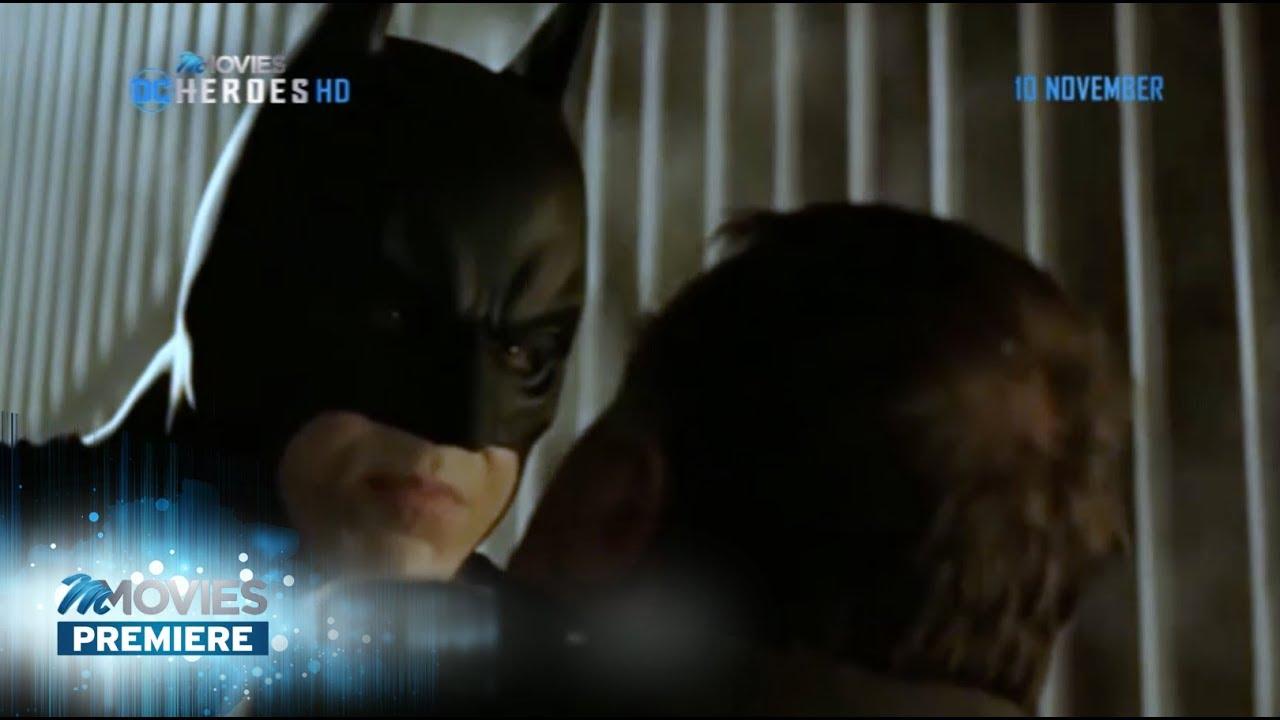 Batman Marathon - M-Net Movies DC Heroes l M-Net