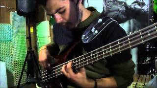 Halo Theme Mjolnir Mix - BASS COVER