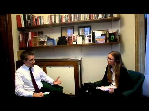Abby Tomlinson interviews Dan Jarvis MP