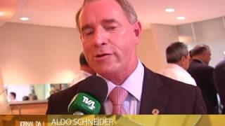 Parlamento Catarinense presta homenagem ao Senador Casildo Maldaner