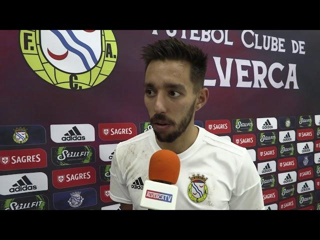 FC Alverca 0 Olhanense 2 - Flash Interview
