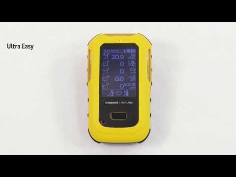 Honeywell BW Ultra Multi Gas Detector - Introduction