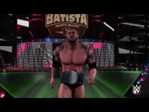 Wwe 2k18 universe mode Money in the bank