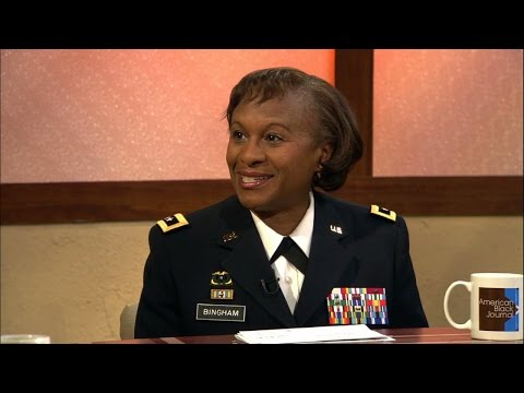 Major General Gwendolyn Bingham | American Black Journal Clip