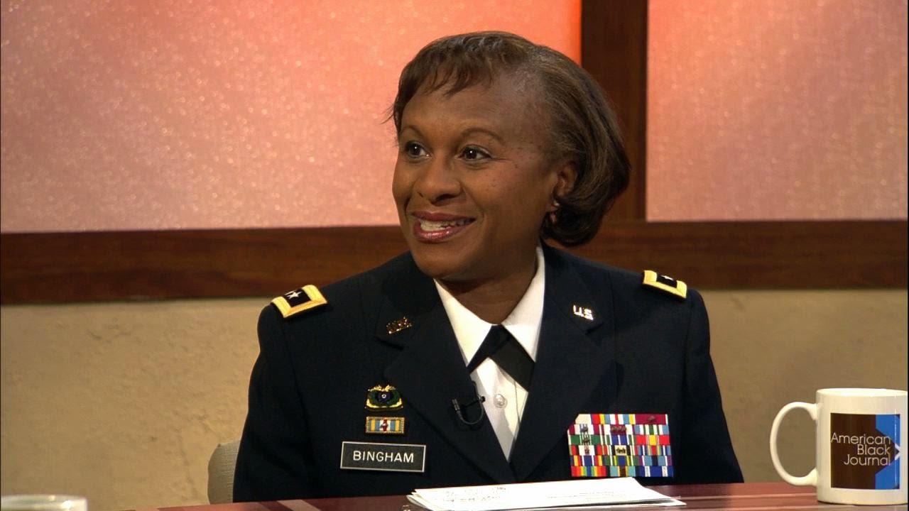 Major General Gwendolyn Bingham | American Black Journal ...