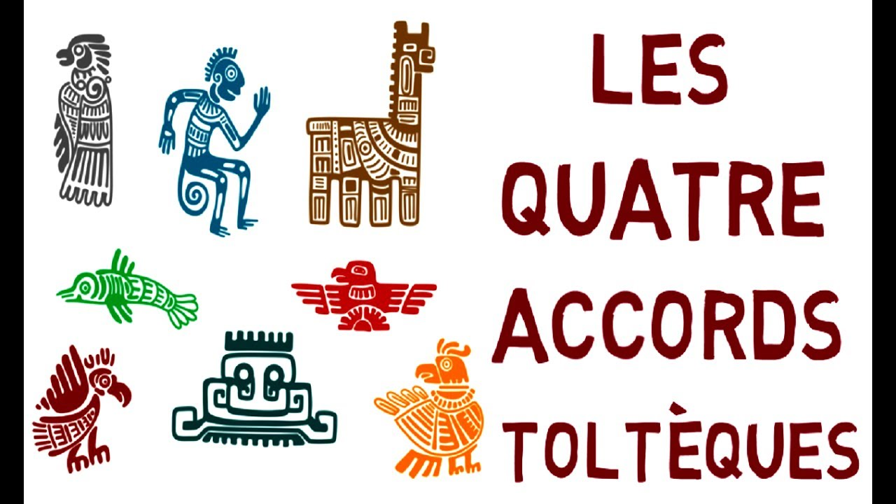 Les Quatre Accords Tolteque Don Miguel Ruiz