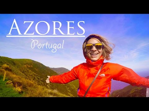 The Azores (Portugal) | GoPro HERO 4 | Elena and Max's travel vlog