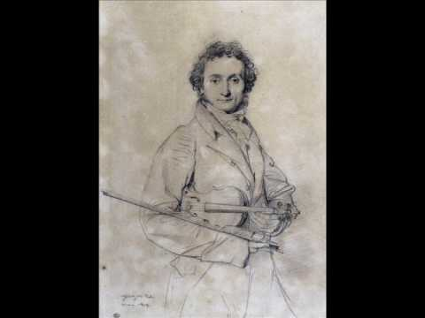Niccolo Paganini Caprice No. 5 and 6