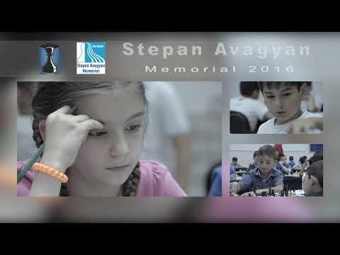 "Stepan Avagyan Memorial: ""Jermuk-2019"" XIV International Open Youth Chess Tournament"