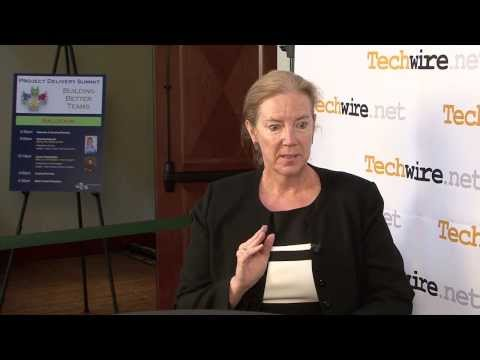 Accenture Senior Manager Michelle Johnston Discusses Project Management with Christina Gaginer