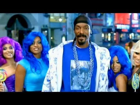 Snoop Dogg Music Video Behind The Scenes - Candy