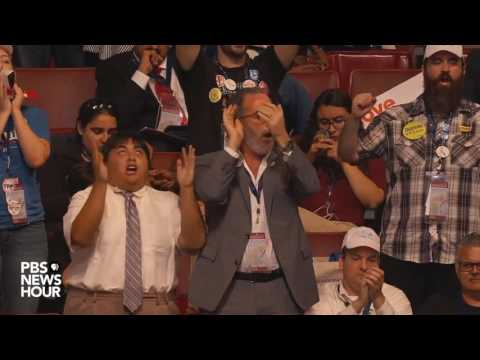 Watch Sen. Jeff Merkley's full speech at the 2016 Democratic National Convention