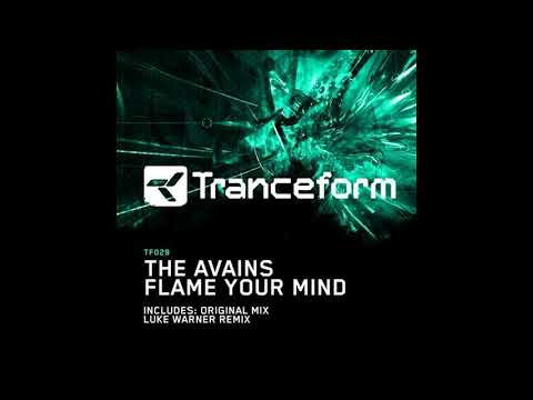 The Avains - Flame Your Mind (Original Mix)-dhc