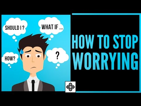 How to Stop Worrying and Start Living • The Key to Reduce Stress