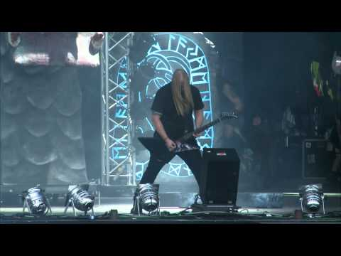 Amon Amarth - Deceiver of the Gods - Bloodstock 2014