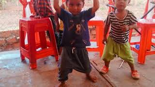 Baby Jri nhay nhac dance
