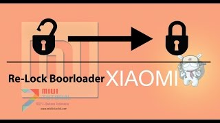 LOCK BOOTLOADER On Xiaomi MIUI 10 Phone - 2019 | हिन्दी.