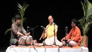 Bansuri Tepura by Rakesh Prasanna Concert Part 3