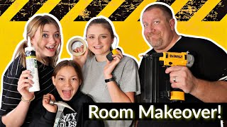 Bedroom Makeover! | Teen Girl Room Makeover! | Getting Ready!