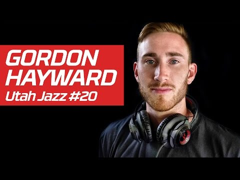 Gordon Hayward  eSports Interview – HyperX