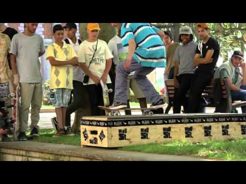 Go Skateboarding Day 2015 - Wall St skateshop