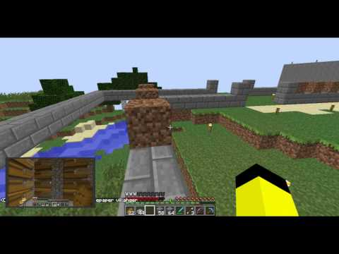 Fall Damage (mindcrack 4) - 19 - Pip Pip