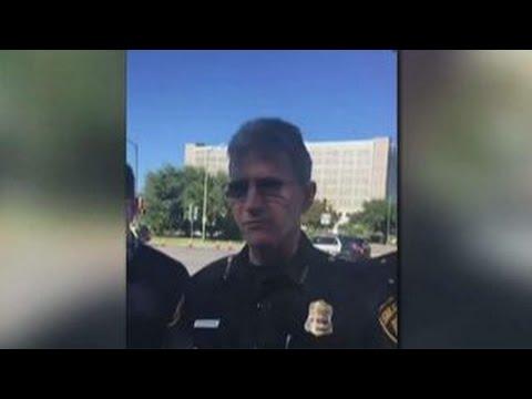 San Antonio police officer shot, killed outside headquarters